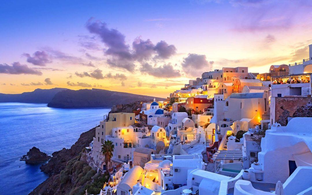 Greece, Mykonos & Santorini, October 2018